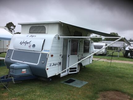 Jayco Westport Pop top caravan Narre Warren South Casey Area Preview