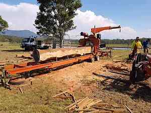 portable bandsawmilling Meadowbrook Logan Area Preview
