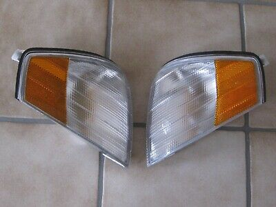 Set Automotive Lighting Blinker Weiß / Gelb für Mercedes R 129 SL
