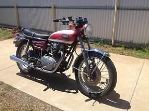 "1972 YAMAHA XS650 'XS2"" Crystal Brook Port Pirie City Preview"
