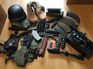 Airsoft/Paintball accessories