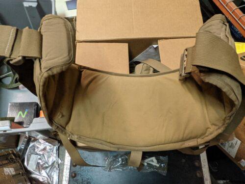 USMC FILBE WAIST BELT Coyote Brown Part of FILBE Ruck System Hip Belt