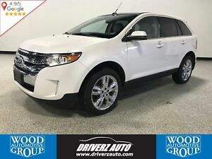 2013 Ford Edge Limited AWD, POWER LIFTGATE, Financing Available!