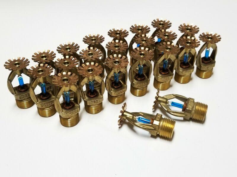 Lot of 23 Brooks FSD SPA 28602 Fire Protection Sprinkler Heads