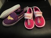 Size 10 Girls Shoes x 2 new Port Noarlunga Morphett Vale Area Preview
