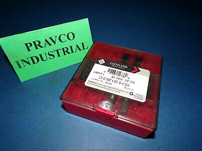 Lot Of 2 Cleveland Twist Drill 12-20 Nf Hs G H3 Tap H0802 1220nfhsgh3