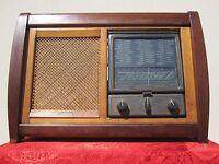 Importante Radio D'epoca A Valvole Da Collezione Safar Mod 543 Del 1939 Italiana -  - ebay.it
