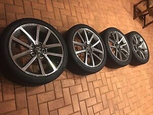 VE ssv series 2 19 inch rims genuine Cranbourne West Casey Area Preview