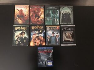 DVDS EXCELLENT CONDITION OVER 50