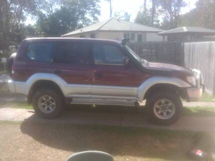 1996 Toyota LandCruiser SUV Carole Park Ipswich City Preview