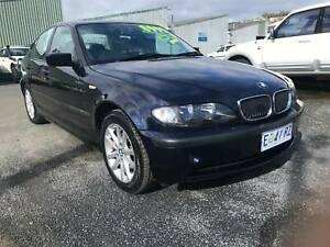 2003 BMW 318I Sedan Automatic Low Kms Invermay Launceston Area Preview