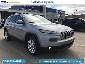 2014 Jeep Cherokee North PST Paid - Power Lift Gate - Heated...