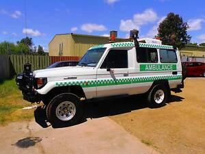 2004 Ambulance Toyota LandCruiser Midvale Mundaring Area Preview