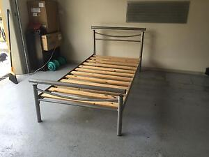 Steel King Single Bed Frame Quality Bilambil Heights Tweed Heads Area Preview