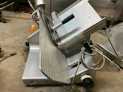 Bizerba Se12 Heavy Duty Commercial Countertop Meat Deli Cheese Slicer 120v Nsf