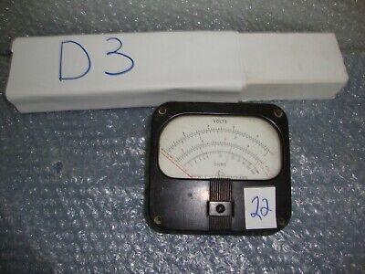 Hewlett Packard Simpson Volts Meter Hp 1120-0009