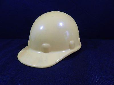Superlectric Fibre Metal Co. Pennsylvania Safty Helmet Yellow Hard Hat Miner