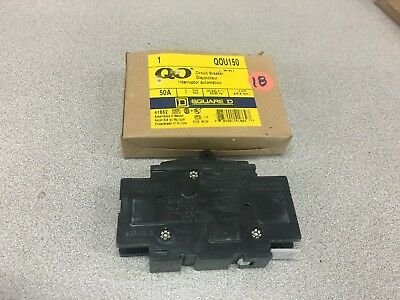 New In Box Square D Circuit Breaker Qou150
