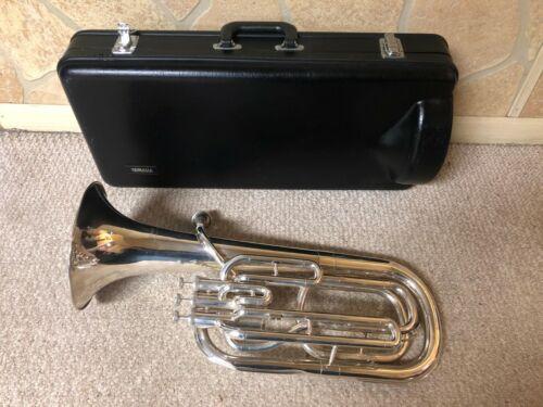 Yamaha YBH301s Baritone Horn, Mouthpiece & Case