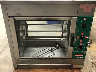 Avery Berkel Rotisserie Commercialstainless Steel
