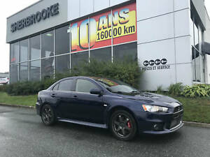 2014 Mitsubishi Evolution LANCER EVO MR AWD