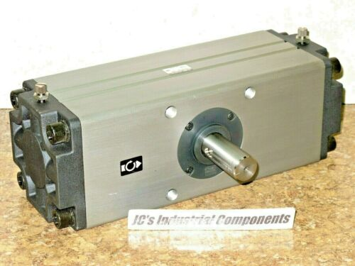 SMC   CRA1BS100-190C   rotary actuator    190 degrees    100 mm bore