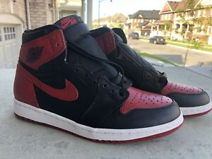 """UA pair DS size 10.5 """"Banned"""""""