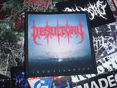 Desultory Patch Import Death Metal ( Entombed)