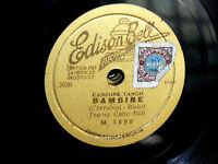 78 Giri Carlo Buti Bambine Edison Bell M 1696 (year Xi° Era Fascista) Rotaie -  - ebay.it