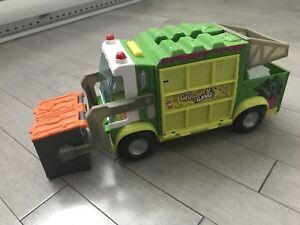The Grocery Gang / Shopkins : Camion de poubelle