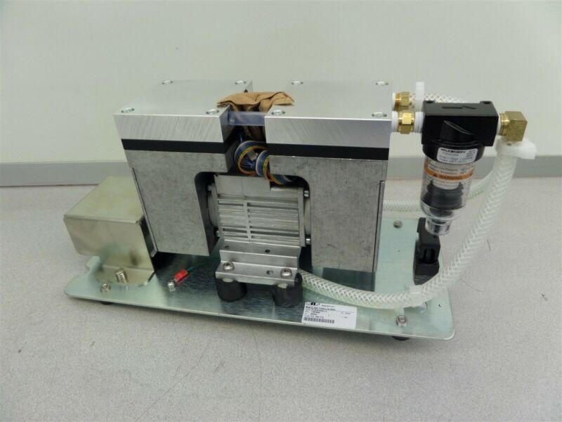 KNF PU3554-N838.1.2 Vacuum Pump Assembly Siemens 10817718 Rev. B