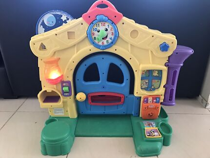 Fisher Price Learning Home. Light & Sounds. 20 Fun Activities.