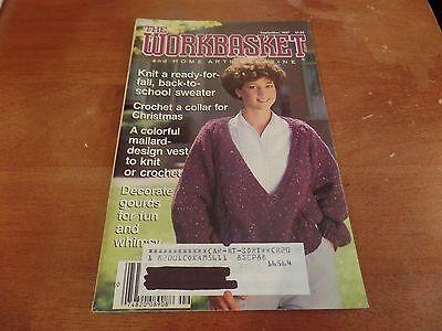 Винтажные September 1987 The Workbasket and