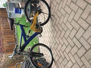 Bike for sale dual suspension 21 speed