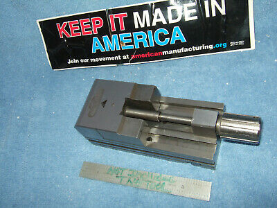 Ideal Tool And Die No.2 Sine Grind Vise Toolmaker Machinist Watchmaker Used