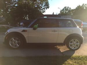 """Everything But The """"S"""" Mini Cooper - Low Mileage   $14500 obo"""