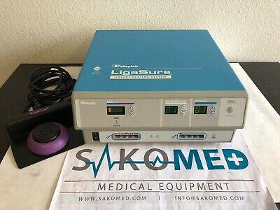 Valleylab Ligasure Electro Surgical Unit Esu