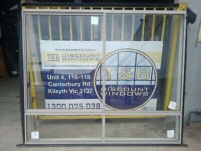 Aluminum Sliding Window 1840 H x 2210 W (Item 4316/9)