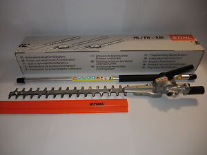 Stihl HL KM 135 Grad Anbauwerkzeug Heckenschneider Kombiwerkzeug für Stihl KM