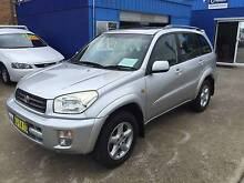 2001 Toyota RAV4 cruiser in manuel Lansvale Liverpool Area Preview