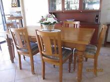 Dining table and chairs - 7 piece suite Maylands Bayswater Area Preview