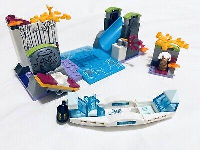 Lego Disney Frozen Arendelle Castle Village Canoe Troll Elves Friends Lot