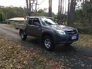 MAZDA BT 50 FREESTYLE CAB 2010 BOSS PACK. Newnham Launceston Area Preview