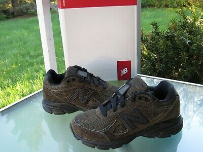 New Balance 990 VR Olive Suede Athletic Shoes, Boys size 11 NEW Olive Suede Kids Shoes