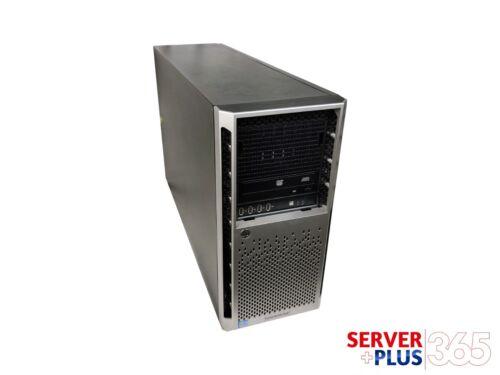 "Hp Tower Proliant Ml350p G8 3.5"", 2x 2.2ghz 8-core, 64gb Ram, 4x 450gb 15k Sas"
