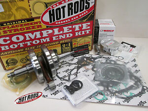 ARCTIC CAT PROWLER 650/700 ENGINE REBUILD HOT RODS CRANKSHAFT PISTON GASKETS