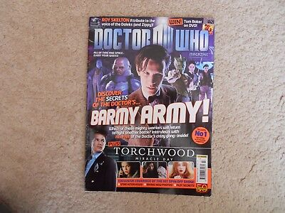 DR WHO MAGAZINE %%%%!