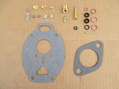 Carburetor Rebuild Kit For Ih International 504 Farmall