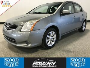 2011 Nissan Sentra 2.0 CLEARANCE PRICING, FUEL EFFICIENT, A/C