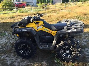 2015 800 can am xmr